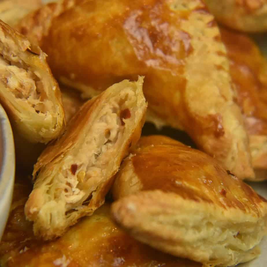 Pakistani Bakery Style Chicken Patties