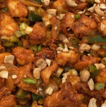 indo chinese chili chicken