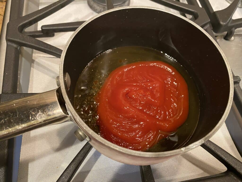 hot and sour sauce
