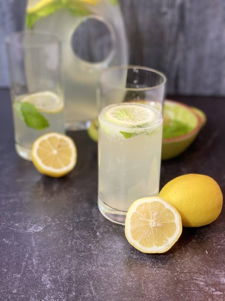 lemonade recipe with mint