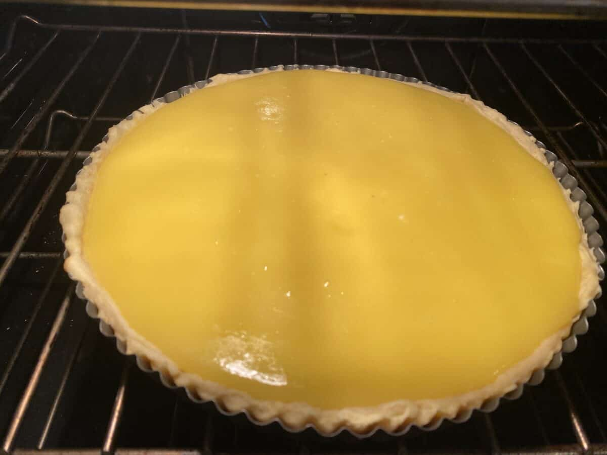 bake tart