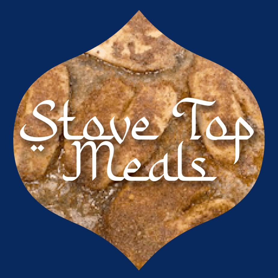 Stove Top Meals