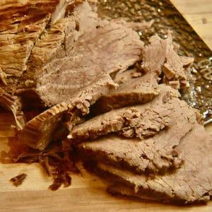 homemade deli roast beef