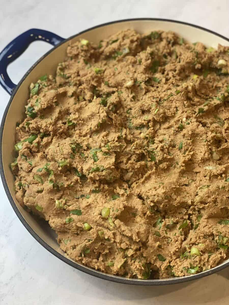 grind kabab mixture